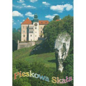 PIESKOWA SKAŁA ZAMEK MACZUGA HERKULESA WIDOKÓWKA 04578