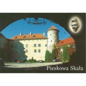 PIESKOWA SKAŁA ZAMEK WIDOKÓWKA 06745
