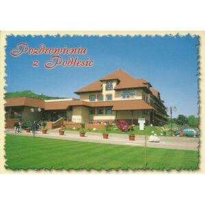 PODLESICE HOTEL OSTANIEC WIDOKÓWKA 03562