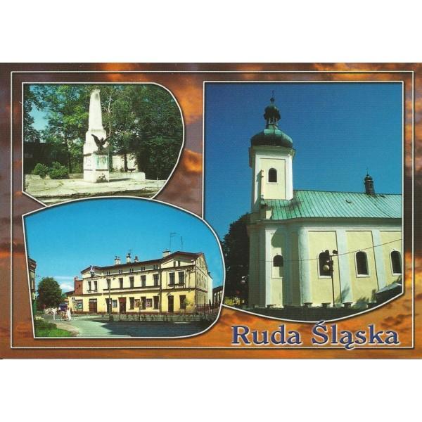 RUDA ŚLĄSKA WIDOKÓWKA 05709