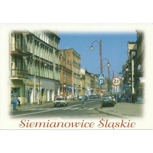SIEMIANOWICE ŚLĄSKIE WIDOKÓWKA 02449