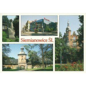 SIEMIANOWICE ŚLĄSKIE WIDOKÓWKA 02453