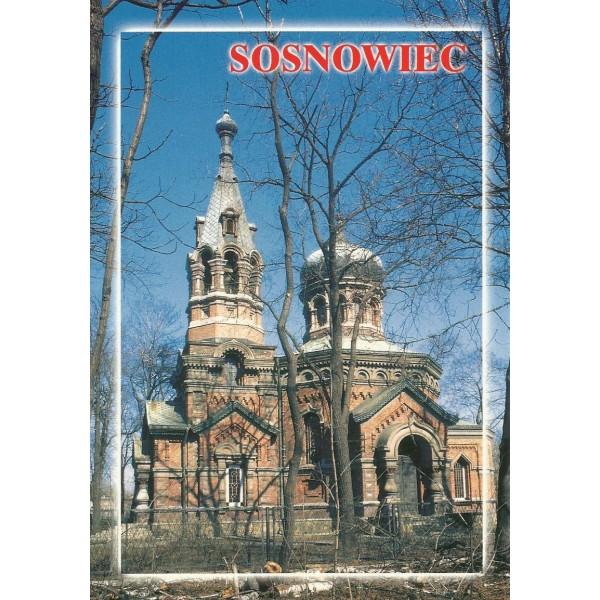 SOSNOWIEC CERKIEW WIDOKÓWKA 01410