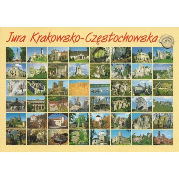 JURA KRAKOWSKO-CZĘSTOCHOWSKA 10P257