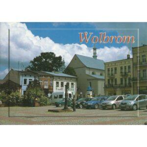WOLBROM RYNEK WIDOKÓWKA 06778