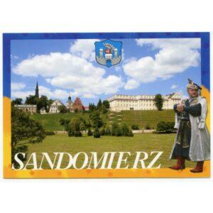 SANDOMIERZ HERB WIDOKÓWKA WR1636