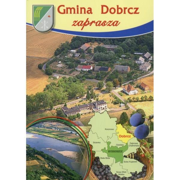 DOBRCZ GMINA HERB MAPKA WIDOKÓWKA WR864