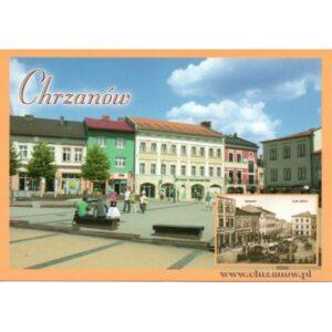 CHRZANÓW RYNEK WIDOKÓWKA 08P83