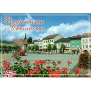 CHRZANÓW RYNEK WIDOKÓWKA 08P80
