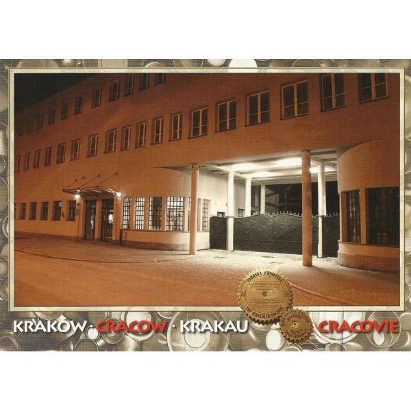 KRAKÓW FABRYKA SCHINDLERA WIDOKÓWKA CZ-W263
