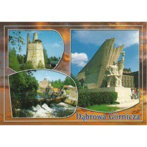 DĄBROWA GÓRNICZA WIDOKÓWKA 03502