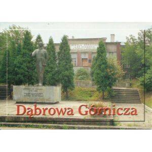 DĄBROWA GÓRNICZA SZTYGARKA WIDOKÓWKA 01397