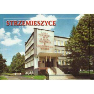 DĄBROWA GÓRNICZA STRZEMIESZYCE WIDOKÓWKA 02412