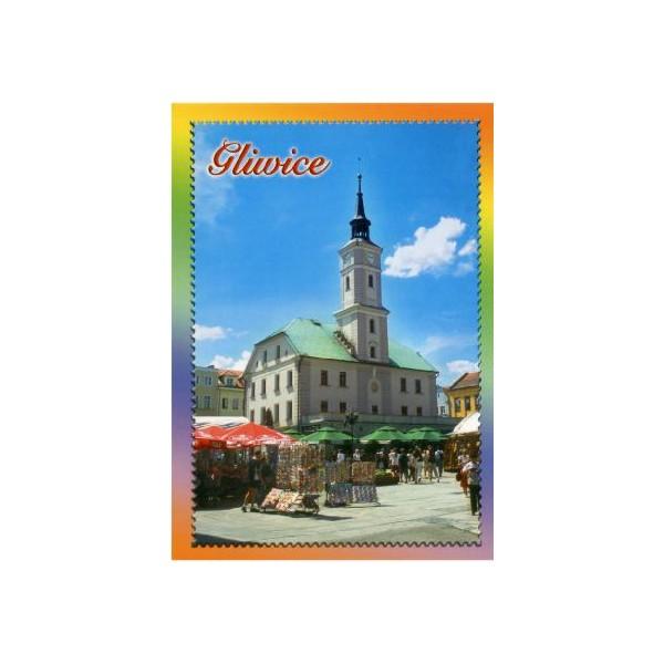 GLIWICE RATUSZ WIDOKÓWKA 05695