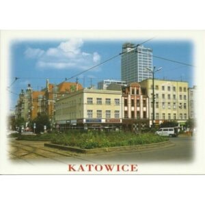 KATOWICE WIDOKÓWKA 02476