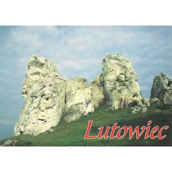 ŁUTOWIEC STRAŻNICA WIDOKÓWKA 97151