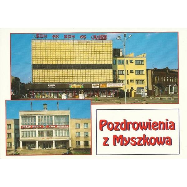 MYSZKÓW WIDOKÓWKA 99240