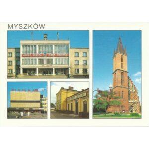 MYSZKÓW WIDOKÓWKA 99241