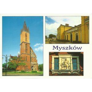 MYSZKÓW WIDOKÓWKA 99242
