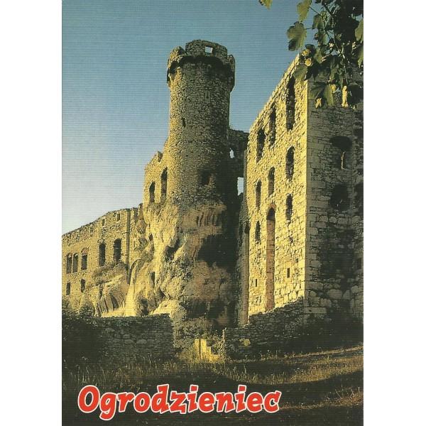 OGRODZIENIEC ZAMEK WIDOKÓWKA 02483