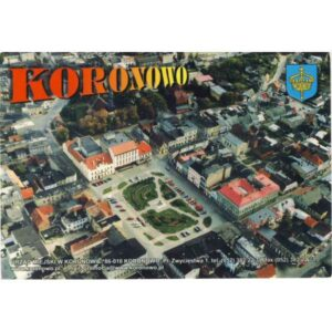KORONOWO HERB WIDOKÓWKA A1055