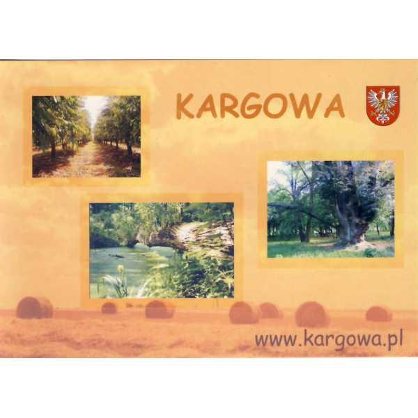 KARGOWA HERB WIDOKÓWKA A1223