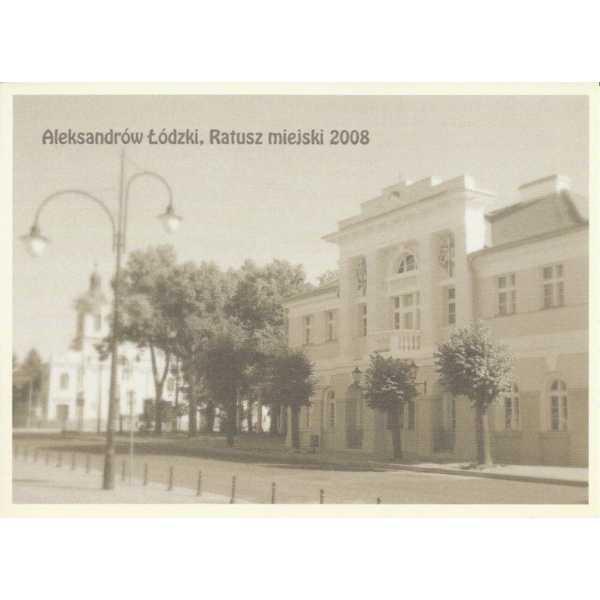 ALEKSANDRÓW ŁÓDZKI WIDOKÓWKA A604