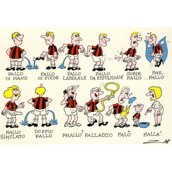 KALAMBURY FALLO DI MANO POCZTÓWKA WR1431