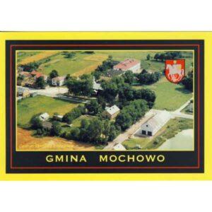 MOCHOWO HERB WIDOKÓWKA A1238