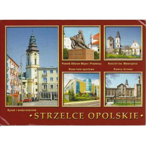 STRZELCE OPOLSKIE WIDOKÓWKA A274