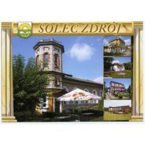 SOLEC-ZDRÓJ HERB WIDOKÓWKA WR1603