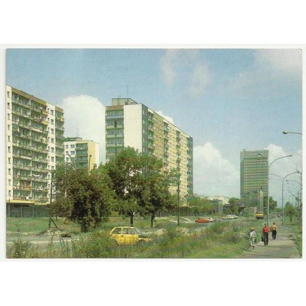 SOSNOWIEC WIDOKÓWKA A204