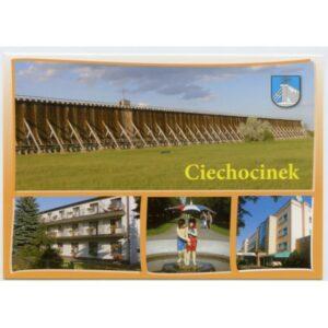 CIECHOCINEK HERB WIDOKÓWKA WR1724