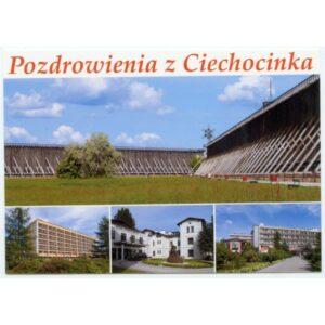 CIECHOCINEK WIDOKÓWKA WR1725