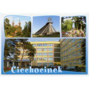 CIECHOCINEK WIDOKÓWKA WR1730