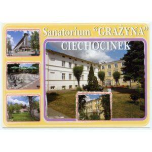CIECHOCINEK WIDOKÓWKA WR1731