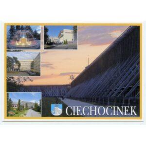 CIECHOCINEK HERB WIDOKÓWKA WR1733