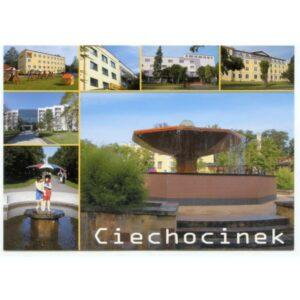 CIECHOCINEK WIDOKÓWKA WR1735
