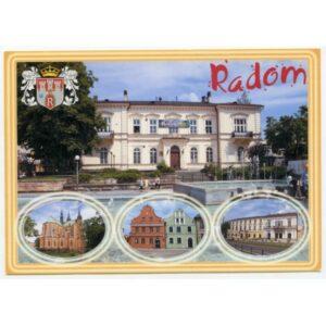 RADOM HERB WIDOKÓWKA WR1763