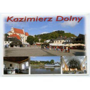 KAZIMIERZ DOLNY WIDOKÓWKA WR1797
