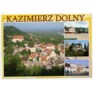 KAZIMIERZ DOLNY WIDOKÓWKA WR1804