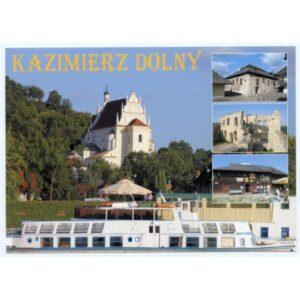 KAZIMIERZ DOLNY WIDOKÓWKA WR1805