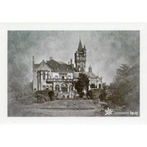 SOSNOWIEC WIDOKÓWKA REPRINT WR1918