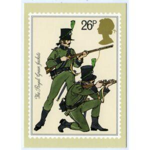 BRITISH ARMY POCZTÓWKA A2767