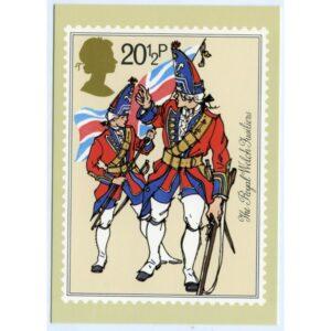 BRITISH ARMY POCZTÓWKA A2768