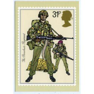 BRITISH ARMY POCZTÓWKA A2770