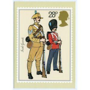 BRITISH ARMY POCZTÓWKA A2771