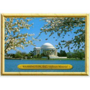 WASZYNGTON D.C. JEFFERSON MEMORIAL WIDOKÓWKA WR2268