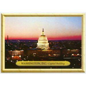 WASZYNGTON D.C. KAPITOL WIDOKÓWKA WR2270