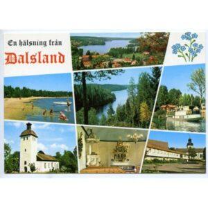 DALSLAND WIDOKÓWKA WR2508